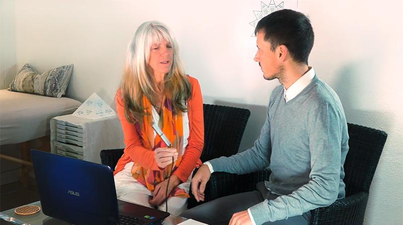 Vital-Analyse mit Hanne Bogosyan Heilpraktikerin